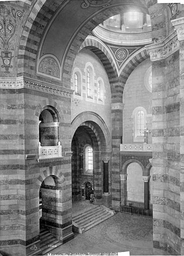 Cathédrale Sainte-Marie-Majeure Vue intérieure du transept est, Mieusement, Médéric (photographe),