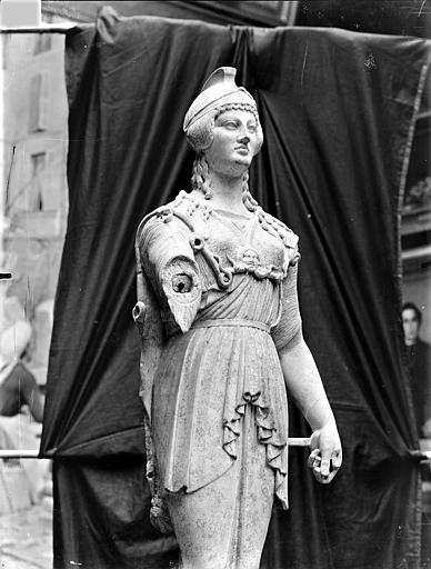 , Gossin (photographe), 86 ; Poitiers ; Musée Sainte-Croix