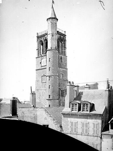 Hôtel de Ville (ancien) Beffroi, Mieusement, Médéric (photographe),