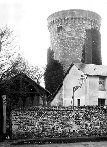 Tour des Archives , Durand, Eugène (photographe),