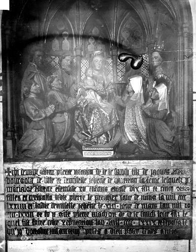 Eglise Sainte-Catherine Monument commémoratif, Robert, Paul (photographe),