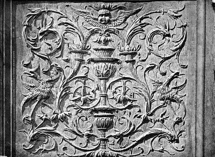 Basilique Saint-Denis , Mieusement, Médéric (photographe),