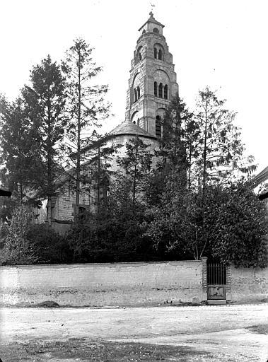 Eglise Saint-Rémi Clocher, Service photographique,