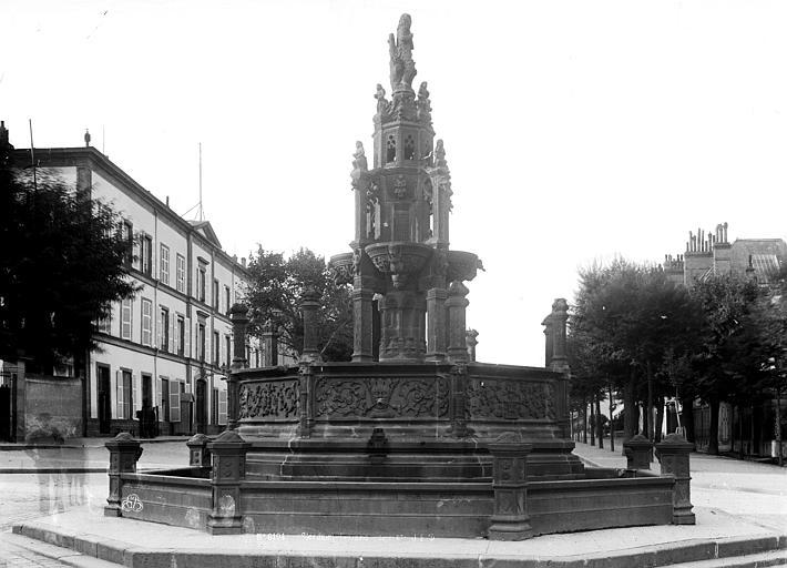 Fontaine , Durand, Eugène (photographe),