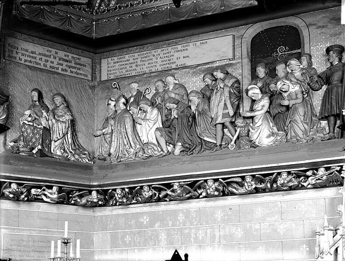 Eglise Saint-Gervais-Saint-Protais Chapelle de l'Assomption, Gossin (photographe),