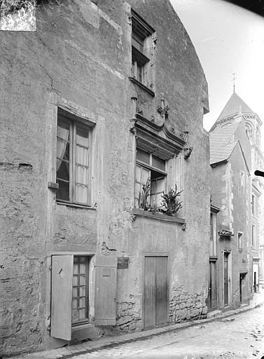 Maison Façade sur rue, Gossin (photographe),