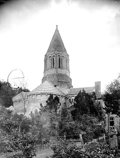 Eglise Saint-Jean-Baptiste Ensemble est, Mieusement, Médéric (photographe),