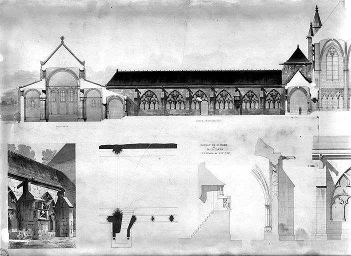 Cathédrale Saint-Dié , Mieusement, Médéric (photographe),