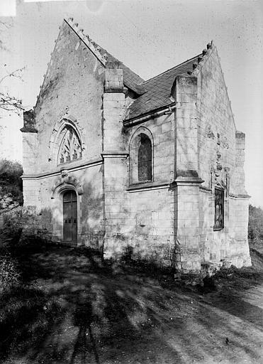 Chapelle de Bethléem Ensemble sud-ouest, Paban, R.,