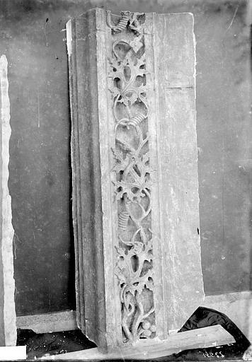 Cathédrale Saint-Jean Chapelle des Bourbons, Enlart, Camille (historien), 75 ; Paris 16 ; Palais de Chaillot (Trocadéro) ; Musée de Sculpture comparée, musée des Monuments français