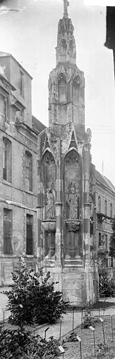 Fontaine , Enlart, Camille (historien),