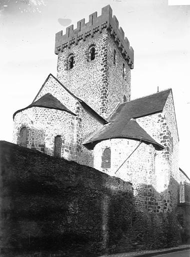 Eglise des Jacobins Ensemble est, Enlart, Camille (historien),