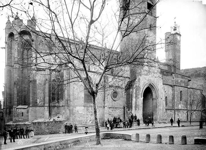 Eglise Saint-Paul Ensemble nord-est, Mieusement, Médéric (photographe),