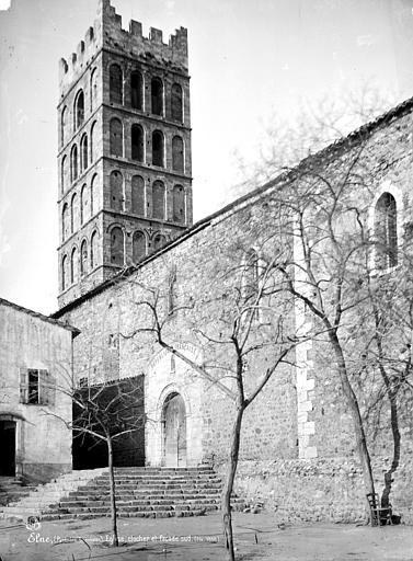 Eglise Façade sud et clocher, Mieusement, Médéric (photographe),