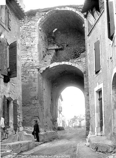 Porte de ville Sainte-Anne , Mieusement, Médéric (photographe),