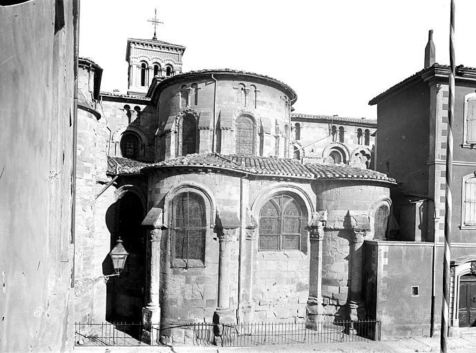 Cathédrale Saint-Apollinaire Abside, Mieusement, Médéric (photographe),