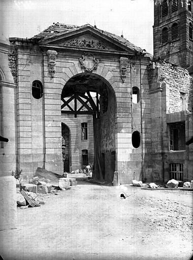 Evêché  (ancien) Pavillon, Service photographique,