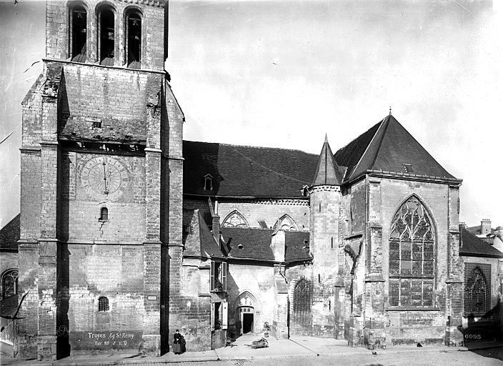 Eglise Saint-Rémy Ensemble sud, Durand, Eugène (photographe),