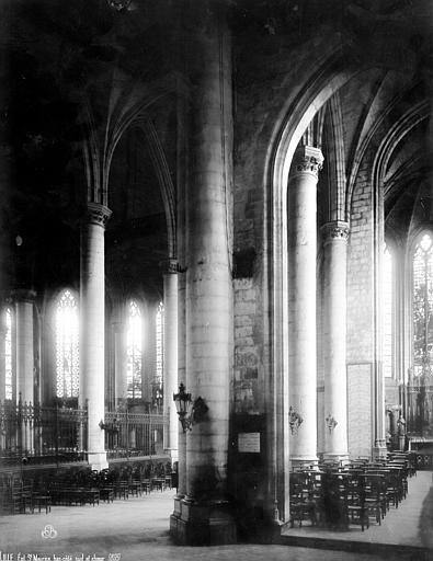 Eglise Saint-Maurice Choeur, Robert, Paul (photographe),