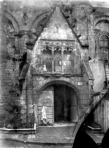 Eglise Notre-Dame-la-Grande Portail, Durand, Eugène (photographe),