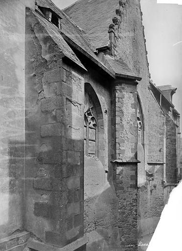 Cathédrale de la Trinité Abside, Mieusement, Médéric (photographe),