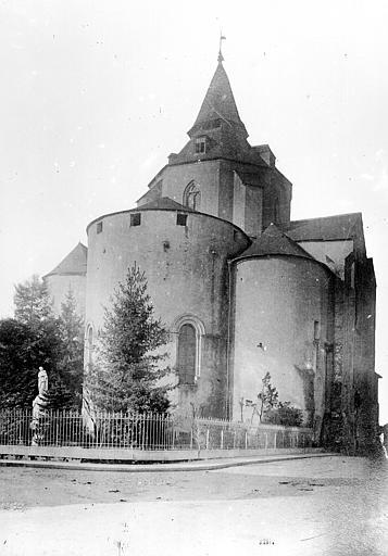 Cathédrale Notre-Dame-de-la-Sède Ensemble est, Mieusement, Médéric (photographe),