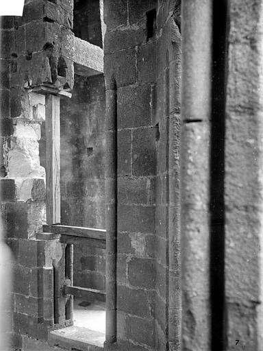 Eglise Notre-Dame ; Cathédrale (ancienne) Flèche : Pile intérieure, Durand, Jean-Eugène (photographe),
