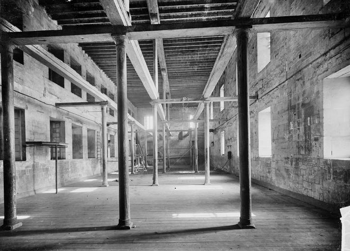 Abbaye aux Hommes (ancienne) Salle, Service photographique,