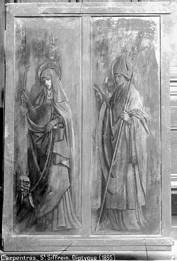 Eglise Saint-Siffrein , Mieusement, Médéric (photographe),