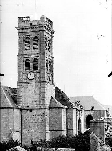 Cathédrale Notre-Dame de l'Assomption Clocher, Service photographique,