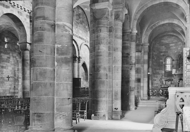 Eglise Notre-Dame Nef, Durand, Georges (photographe à Amiens),
