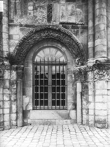 Eglise Sainte-Marie-aux-Dames (ancienne) Baie de gauche, Heuzé, Henri (photographe),