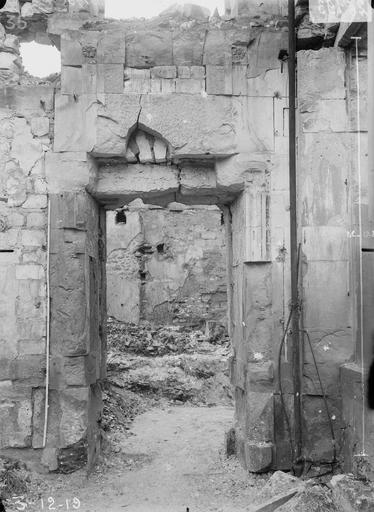 Immeuble Porte, Verneau, G.,