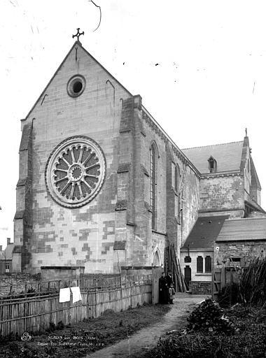 Eglise Ensemble sud-ouest, Durand, Eugène (photographe),
