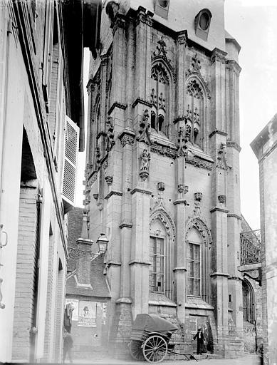 Eglise Tour, Enlart, Camille (historien),