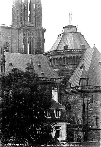 Cathédrale Notre-Dame Chevet, Le Secq, Henri (photographe),