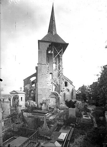 Eglise Saint-Lambert Ensemble ouest, Service photographique,