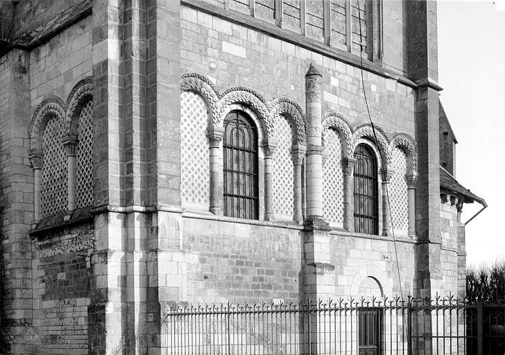 Eglise Saint-Taurin Transept sud : Partie médiane, Mieusement, Médéric (photographe),