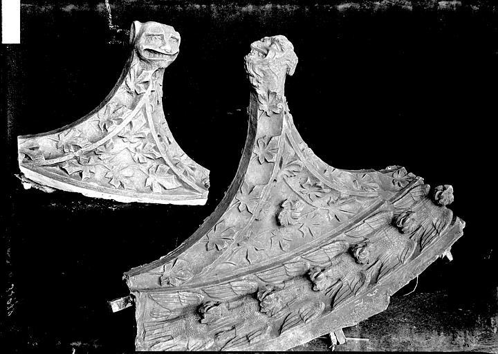 Cathédrale , Enlart, Camille (historien),