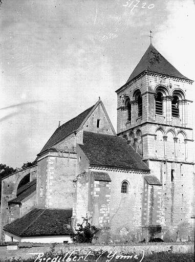 Eglise Ensemble, Louzier (photographe),