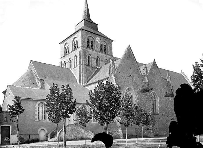 Eglise Saint-Pierre Ensemble sud, Mieusement, Médéric (photographe),