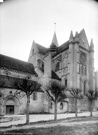 Eglise Saint-Lucien Façade sud, Robert, Paul (photographe),
