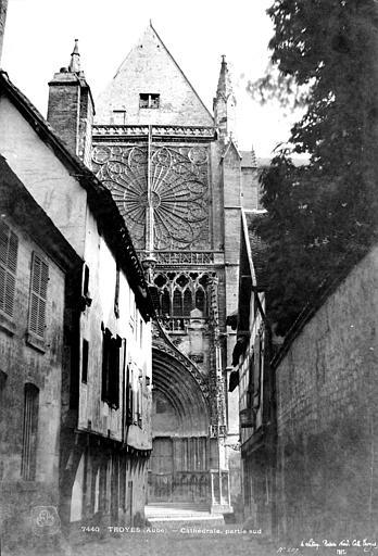 Cathédrale Saint-Pierre Transept nord, Le Secq, Henri (photographe),