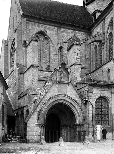 Eglise Portail, Durand, Eugène (photographe),