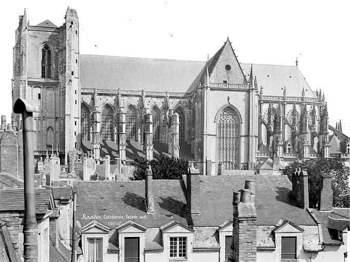 Cathédrale Saint-Pierre Ensemble sud, Mieusement, Médéric (photographe),