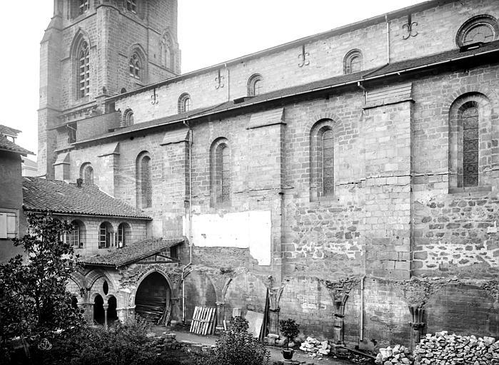 Cathédrale Saint-Martin Façade sud : partie ouest, Mieusement, Médéric (photographe),
