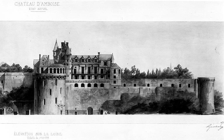 Château Gravure, Mieusement, Médéric (photographe),