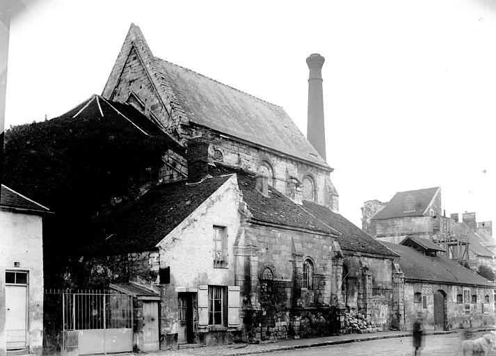 Chapelle Saint-Evremond Vue d'ensemble, Enlart, Camille (historien),