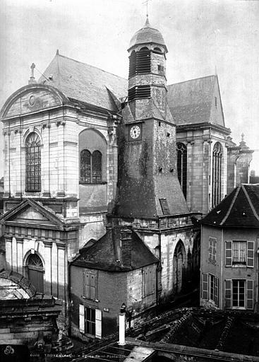 Eglise Saint-Pantaléon Ensemble sud-ouest, Durand, Eugène (photographe),