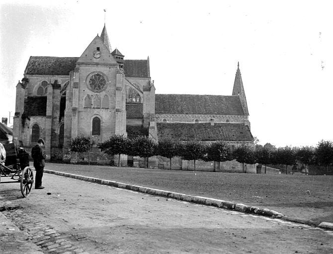 Eglise Saint-Lucien Ensemble nord, Chaine, Henri (architecte),